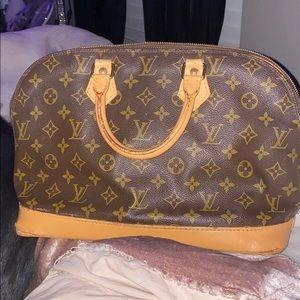 Authentic LV purse!